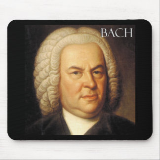 Johann Sebastian Bach objekt Musmatta