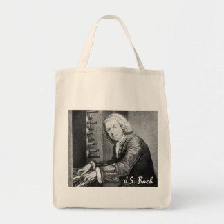 Johann Sebastian Bach saker Tygkasse