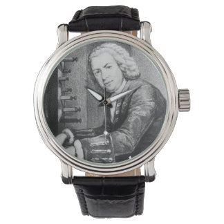 Johann Sebatian Bach klocka