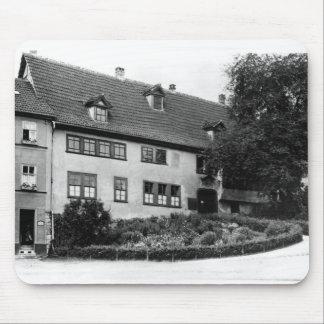 Johanns Sebastian Bach hus Musmatta
