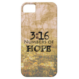 John 3:16, ord av hopp iPhone 5 Case-Mate fodral