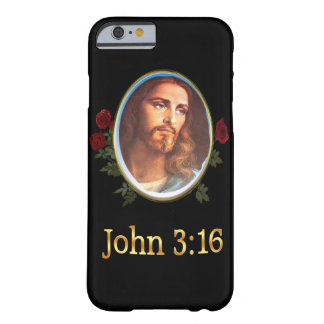 John 3:16merchandise barely there iPhone 6 fodral