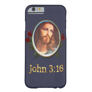 John 3:16merchandise barely there iPhone 6 skal