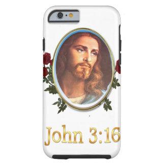 John 3:16merchandise tough iPhone 6 case