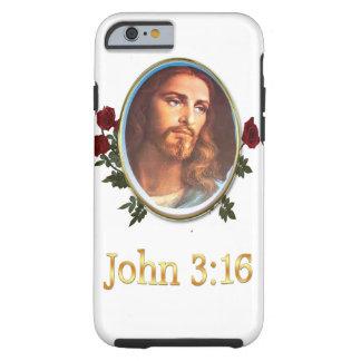 John 3:16merchandise tough iPhone 6 fodral