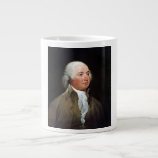 John Adams Jumbo Mugg