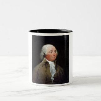 John Adams Två-Tonad Mugg
