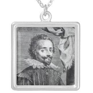 John Barclay, c.1623 Silverpläterat Halsband