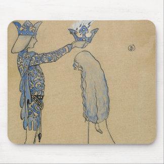 John Bauer - sätt därefter princen en krona av Musmatta