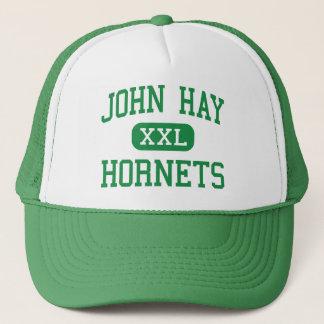 John hö - bålgetingar - högstadium - Cleveland Keps