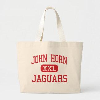 John Horn - jaguar - högstadium - Mesquite Texas Jumbo Tygkasse