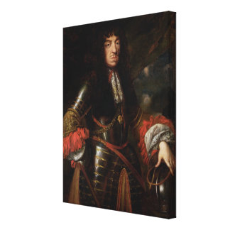 John II Casimir Canvastryck