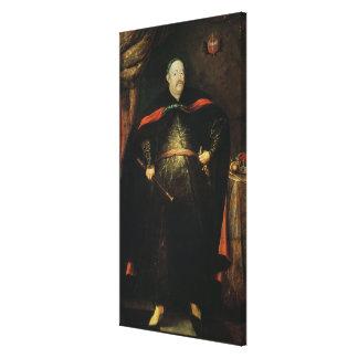 John III Sobieski Canvastryck