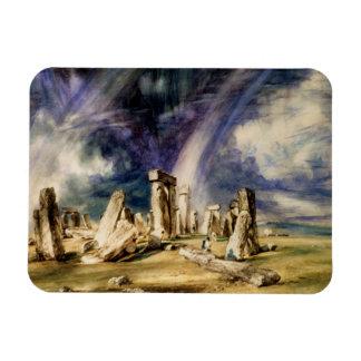 John konstapel - Stonehenge Magnet