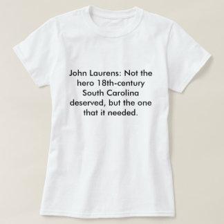 John Laurens: Inte den förtjänade hjälteSCEN Tshirts