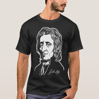 John Locke skjorta T Shirt
