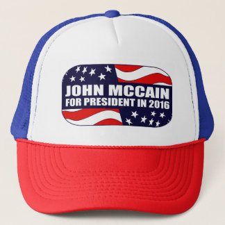 John McCain president 2016 Keps