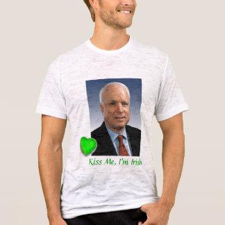 John McCain St Patrick dag Tröja