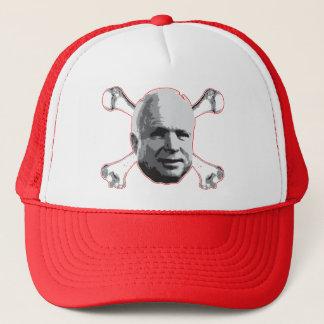 John McCain Truckerkeps