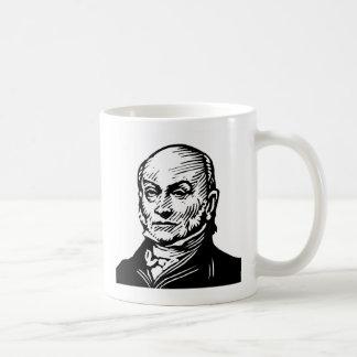 John Quincy Adams mugg