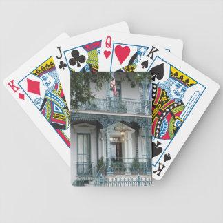 John Rutledge husgästgivargård, Charleston SC-kort Spelkort