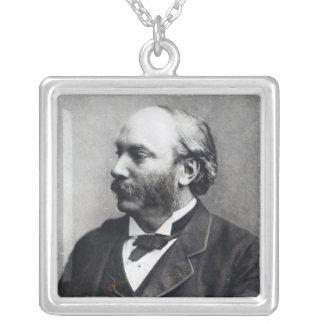 John William Strutt, 3rd Baron Rayleigh Silverpläterat Halsband