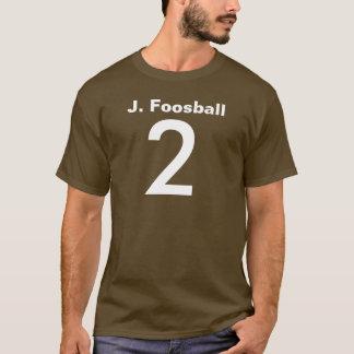 Johnny Foosball. 2 Tröjor