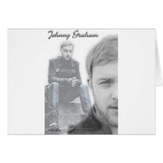 Johnny Graham Hälsningskort