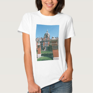 Johns Hopkins sjukhus T-shirts