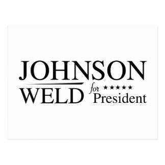 Johnson svetsning 2016 vykort