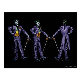 Joker - alla sidor vykort