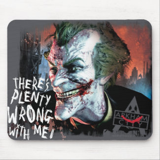 Joker - det finns alldeles orätt med mig! mus matta