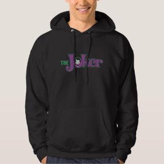 Jokerlogotypen Sweatshirt Med Luva