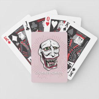 Jokerpokerrosor Spelkort