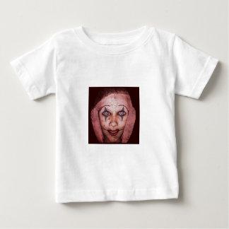 JokerSkrovlig-Ann clown med Swirly ögon Tee Shirts