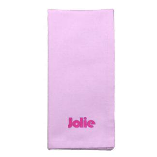 Jolies middagservetter tygservett