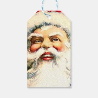 Jolly jultomten presentetikett
