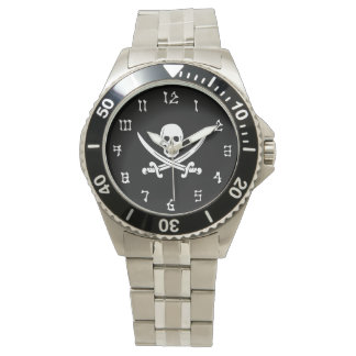 Jolly Roger Armbandsur