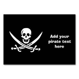 Jolly roger piratflagga