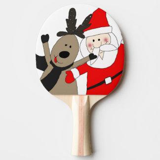 Jolly Santa och ren #1 Pingisracket