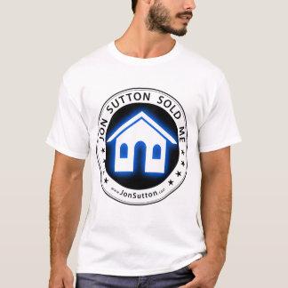 Jon Sutton sålde mig Tee Shirt
