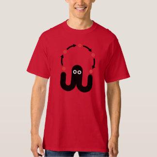 jonglera bläckfisken t-shirt