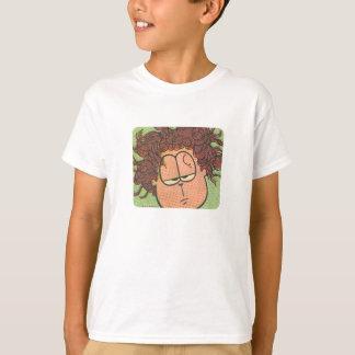 Jons dag för dåligahår, barnskjorta t shirt