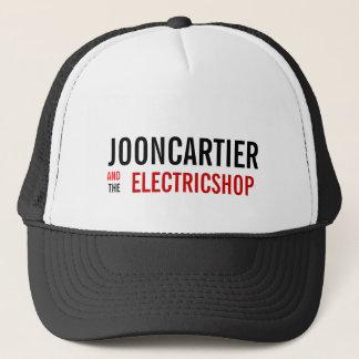 Joon Cartier och elkraften shoppar Truckerkeps