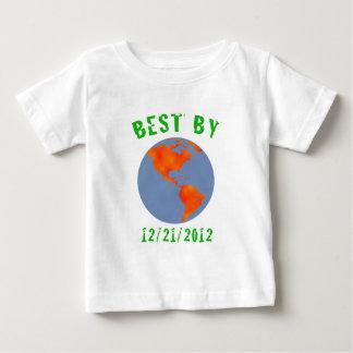 Jord: Bäst vid 2012 T Shirts
