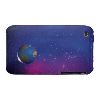 Jord från rymden Case-Mate iPhone 3 fodraler