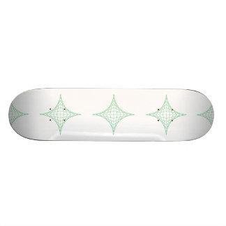 Jord (grönt) skateboard bräda 20 cm
