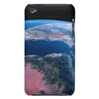 Jorda en kontakt från rymden 5 iPod Case-Mate fodral