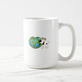 Jorddag och Cutie Kaffemugg