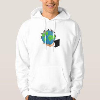 Jorddag T-tröja och gåvor för varje dag Tröja Med Luva